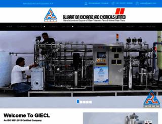 giecl.com screenshot