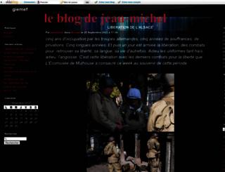 giemef.eklablog.com screenshot