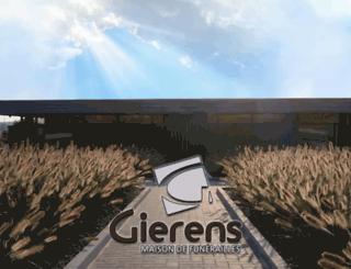 gierens.be screenshot