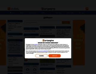 giethoorn.startpagina.nl screenshot