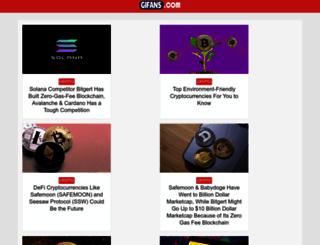 gifans.com screenshot