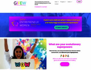 gifew.org screenshot