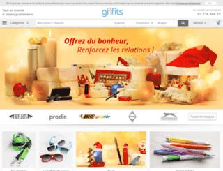 giffits.fr screenshot