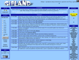 gifland.friko.pl screenshot