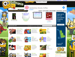 gifmania.com.hr screenshot