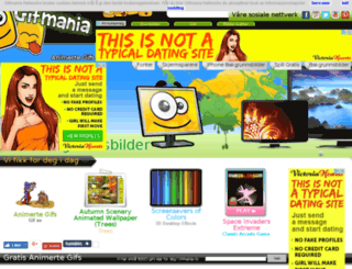 gifmania.no screenshot