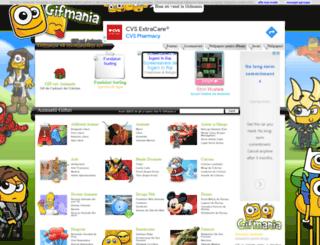 gifmania.ro screenshot