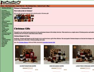 gift-ideas.christmasgifts.net screenshot