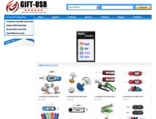 gift-usb-industrial.com screenshot
