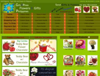 gift4pinas.com screenshot