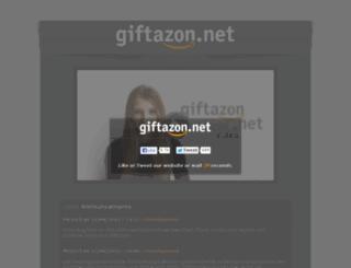 giftazon.net screenshot
