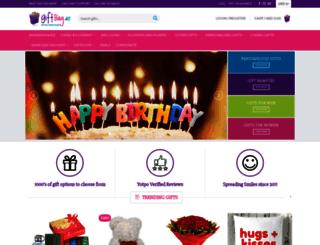 giftbag.ae screenshot