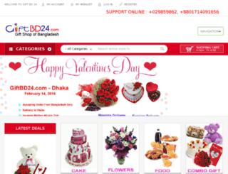 giftbd24.com screenshot