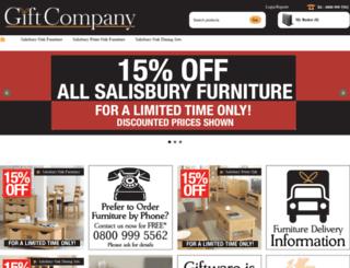 giftcompany.secure-basket.com screenshot