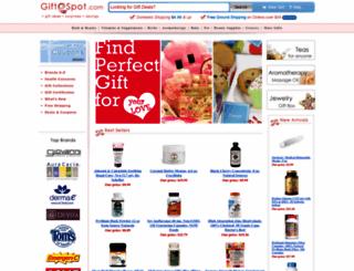 giftespot.com screenshot
