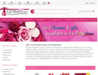 giftinity.net screenshot