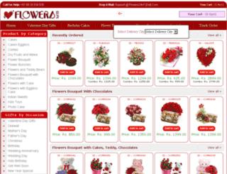 gifts24x7.in screenshot
