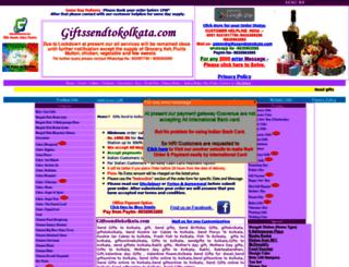 giftssendtokolkata.com screenshot