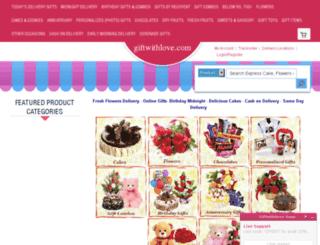 giftwithlove.com screenshot