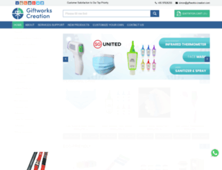 giftworks-creation.com screenshot