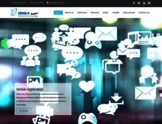 giga-soft.com screenshot