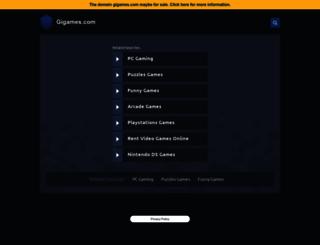 gigames.com screenshot