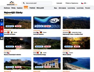 gigaplaces.com screenshot