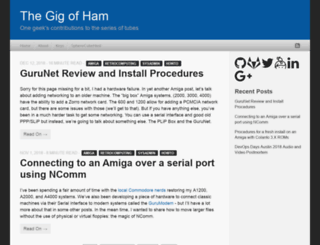 gigofham.com screenshot