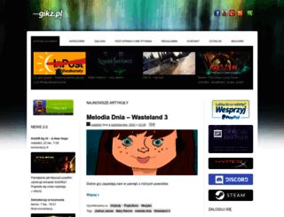 gikz.pl screenshot