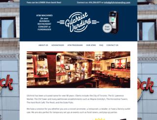 gilchristgames.com screenshot