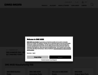 gildemeister.com screenshot