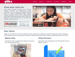 gilika.com screenshot