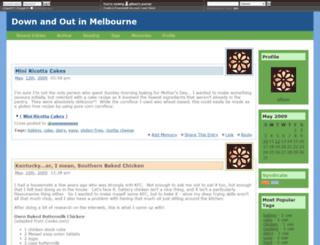 gillaan.dreamwidth.org screenshot