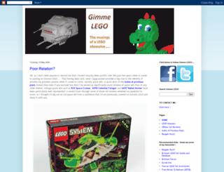 gimmelego.blogspot.com screenshot