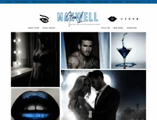 ginalmaxwell.com screenshot