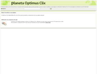 ginasionatacao.planetaclix.pt screenshot