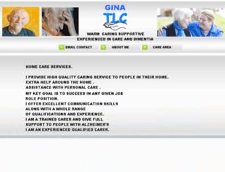 ginatlc.co.uk screenshot
