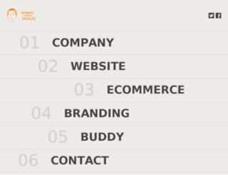 gingerbuddy.us screenshot
