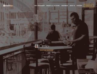 gingergrill.ordersnapp.com screenshot