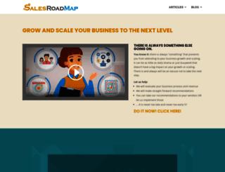 gingernomads.com screenshot