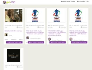 ginicam.com screenshot