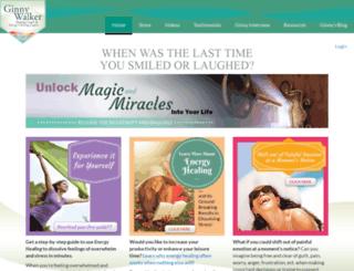 ginnywalker.com screenshot