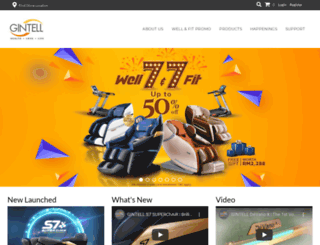 gintell.com screenshot