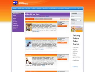 giochi.aiutamici.com screenshot