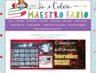 giochiecolori.blogspot.it screenshot