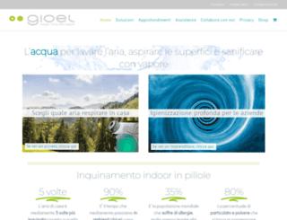 gioel.com screenshot