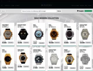 gioielleriabonanno.com screenshot