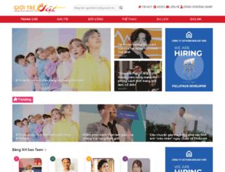 gioitreviet.com screenshot