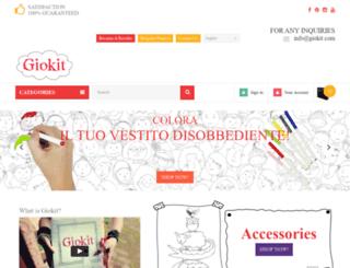 giokit.com screenshot