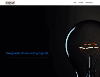 giorgionline.com screenshot